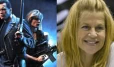 ليندا هاميلتون تعيد تجسيد دور سارة كونور في فيلم Terminator الجديد