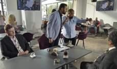 """أسرة فيلم """"خطيب مراتي"""" تواصل التصوير"""