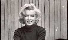 اليكم آخر صورة لمارلين مونرو قبل وفاتها