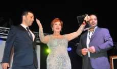 تكريم لبلبة في مهرجان الدار البيضاء للفيلم الدولي