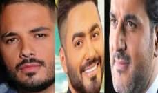 بالصور- ملحم زين وتامر حسني ورامي عياش وغيرهم تزوجوا من معجباتهم.. فكيف تم ذلك؟