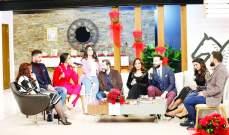 عبير وجورج نعمة وأشقاؤهما يقدمون الفن اللبناني بأجمل صورة