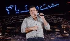 عمرو دياب ينقص وزنه تحضيرا للشهرة