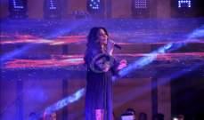 """خاص الفن- إليسا تغني """"الى كل اللي بيحبوني"""" في حفلها الخيري بالقاهرة"""