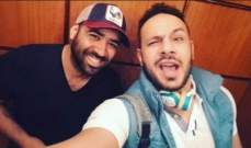 """بعد 14 عاماً...محمد عطية وبشار الشطي يعودان بـ""""ديو"""" من ستار أكاديمي-بالفيديو"""