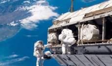 صورة مذهلة لكوكب الغيوم بعدسة رائد فضاء ألماني