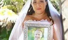 بالصور..عروس تودّع خطيبها المتوفي بلقطات تحت الماء