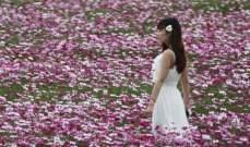تحول مهرجان الزهور في الصين الى مأساة.. بالفيديو