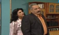 أيمن زيدان ونورمان أسعد تزوجا مرتين رغم فارق العمر الكبير بينهما ثم تطلقا.. وصورة زفافهما أثارت ضجة