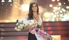 سالي جريج ملكة جمال لبنان لعام 2014