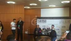 خاص الفن - حاتم عمور يبدأ مؤتمره الصحافي في موازين