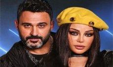 """خاص - """"الفن"""" يكشف حقيقة تعاون جديد بين هيفا وهبي وأكرم حسني"""