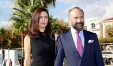 خالد أرغنش وزوجته بيرغوزار كوريل يقرران الإعتزال