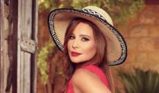 بالصور- بتول عرفة تنشر كواليس تصوير فيديو كليب مع كارول سماحة