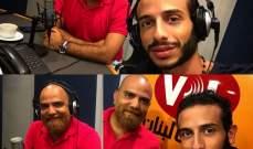 عماد فغالي: أغار من بديع أبو شقرا.. وسيرين عبد النور رفعت مستوى الدراما