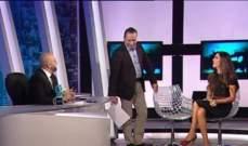 بسام أبو زيد يرد الصاع صاعين لـ زينة الراسي