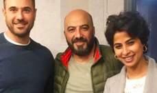 """أحمد عز وروبي يستعدان لمسرحية """"علاء الدين"""""""