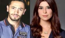 خطوبة جنيد زين الدين وزينة مكي.. وريتا حرب تفضح نفسها امام شقيقتي عابد فهد