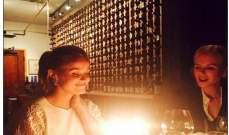 ريس ويذرسبون تحتفل بعيد ميلادها الـ40 مع نيكول كيدمان.. بالصورة