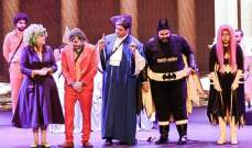 """""""عطل فني"""" لـ أكرم حسني تحقق نجاحا ساحقا في جدة-بالصور"""