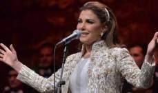 ماجدة الرومي تنتهي من تسجيل أغنيتها الجديدة لـ طلال