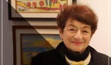 لوسي توتونجيان صاحبة الريشة الذهبية والأعمال الخيرية.. رحلت وتركت خلفها إرثاً كبيراً وتاريخاً فنياً ووطنياً