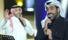 عشاق الأغنية الخليجية يرفعون القبعة لإطلالة فهد الكبيسي وجاسم محمد في مهرجان الربيع
