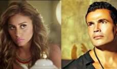 دينا الشربيني تقوم بخطوة مفاجئة بعد عودة عمرو دياب لزوجته السابقة