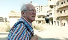 الموت يغيّب الصحافي البريطاني الشهير روبرت فيسك عن 74 عاماً