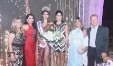 ليال عبود تتوِّج ملكة جمال الشمال وعكار- بالصور