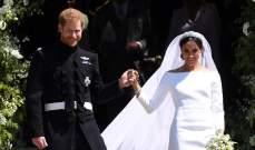 مفاجأة مدوية.. الأمير هاري تزوج من ميغان ماركل سراً في هذا التاريخ