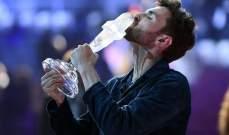 دنكان لورانس من هولندا يفوز بجائزة Eurovision 2019