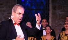 """مايسترو كورال الفيحاء باركيف تسلاكيان: شاركنا في """"Arabs Got Talent"""" للشهرة فقط وأختار هذه الفنانة"""