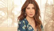 نانسي عجرم حزينة على بيروت وتستعين بـ نزار قباني