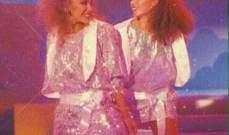 كيلي مينوغ تنشر صورة قديمة جداً مع شقيقتها..والسبب