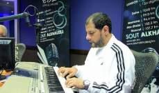 فنانون لبنانيون ينعون طارق عاكف