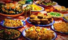 طريقة تحضير أكلات رمضانية سهلة وسريعة ولذيذة
