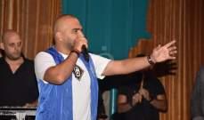 خاص بالصور - ناجي الأسطا يحيي حفلاً إستثنائياً في بيروت وهذا ما وعد به محبيه