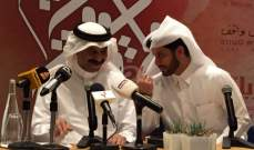 """عبادي الجوهر في مؤتمره الصحفي وردّاً على سؤال """"الفن"""": أعشق صوت وديع الصافي وأودّ التعامل مع نجوى كرم"""""""