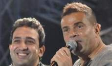 تامر حسين يعلن إنتهاء خلاف عمرو مصطفى وعمرو دياب بسبب أغنية الأخير مع مارشميلو