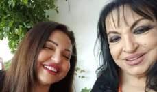 خاص الفن - سميرة توفيق تقضي يوماً ممتعاً مع العائلة في الجبل..بالصور