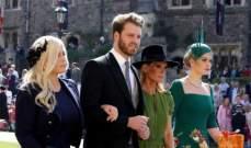 من هو هذا الشاب الذي خطف الانظار في زفاف الامير هاري وميغان ماركل؟