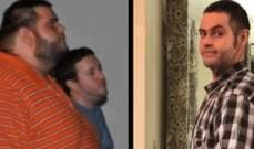 بالصور- خسر 143 كيلوغرامات من وزنه.. بسبب خطيبته!