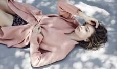 ميراندا كير مبهرة في جلسة تصوير..وتكشف أسرار قوامها المثالي
