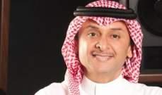 عبد المجيد عبد الله يعلن عن جديده