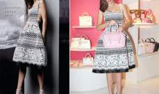 تعرفي على هذا الفستان المميّز الذي إختارته ميراندا كير