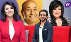 إسعاد يونس ومنى الشاذلي وعمرو أديب وأحمد حلمي من أبرز برامج 2018