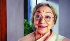 الوسط الفني الهندي يفجع بموت أشهر ممثلاته
