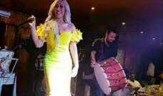 نورهان تشعل أجواء عاليه.. بالصور