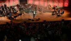 خاص بالصور- صابر الرباعي يغني للمرأة التونسية بعيدها على مسرح قرطاج الأثري